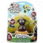 Weebledown Farm - WOOLABY THE SHEEP & Vehicle - Weebles